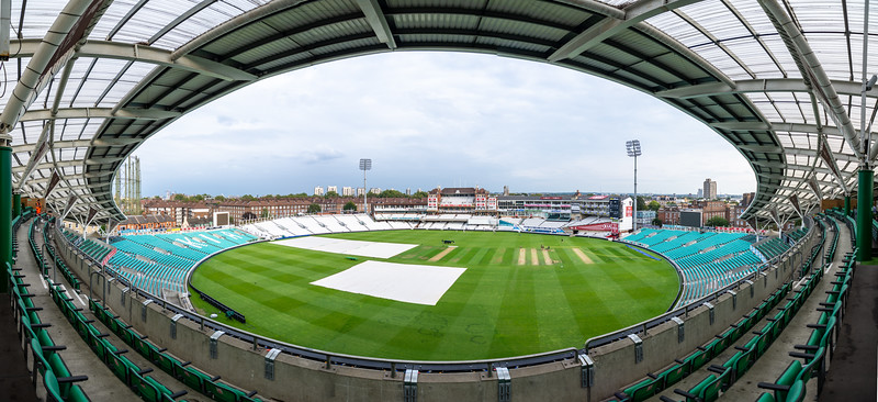 The Oval cricket ground