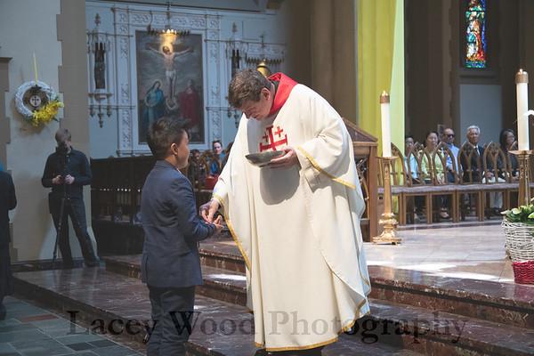 St. Brendan Church First Communion 5.4.19