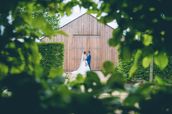 Sam & Rob - Hyde House Wedding Photography