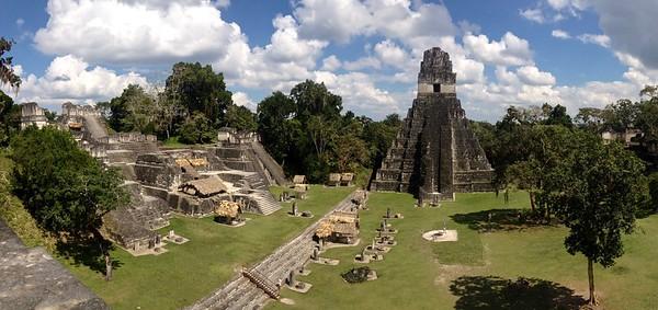 Tikal, Northern Guatemala - February 2014