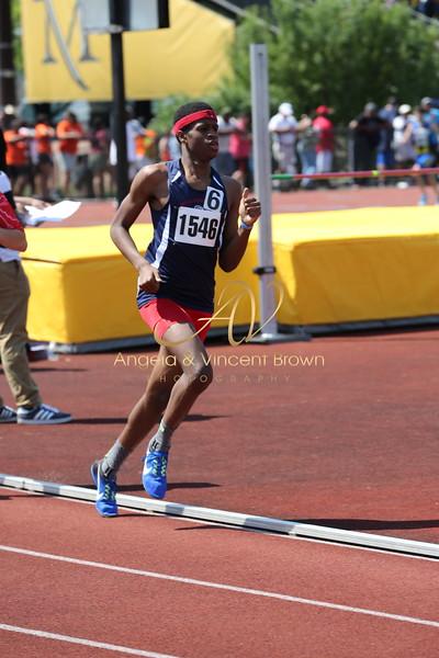 2017 AAU DistQual: 1718 Boys 1500m