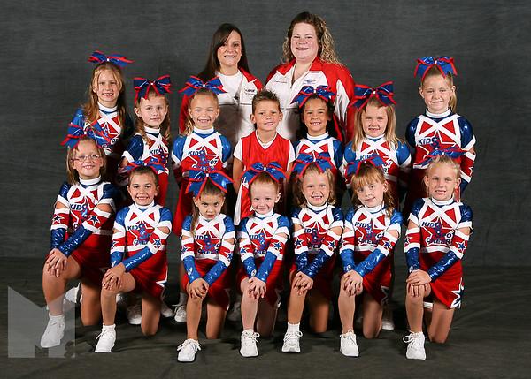 Cheer - Team / Ind. - 9-19-09
