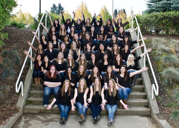 2013-14 PHS Elite dance team pics