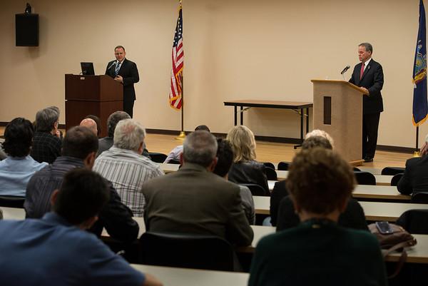 County Executive debate 10/16/2013