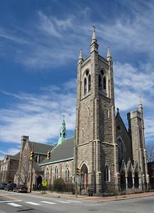 Saint Andrew's Episcopal Church, Oregon Hill, Richmond, VA