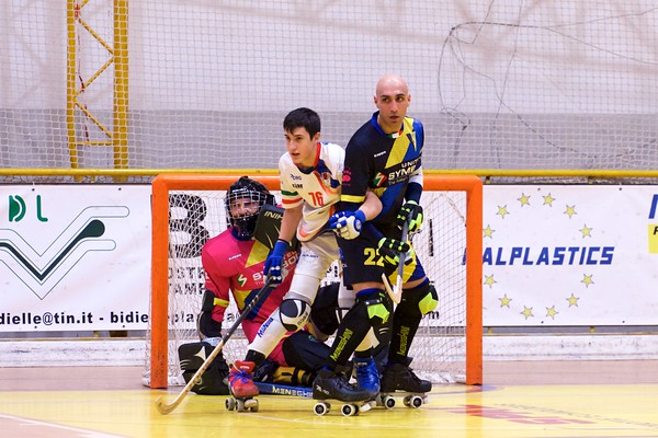 A2: Correggio Hockey vs Amatori Modena