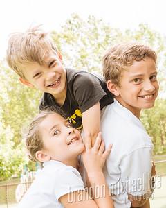 AJ, Brylee, & Nico