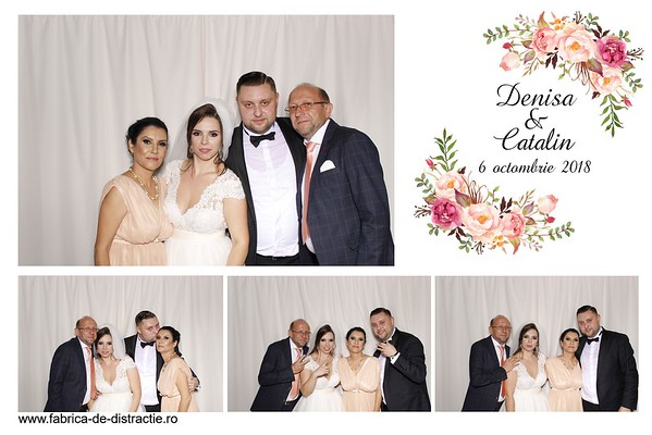 Denisa si Catalin - Nunta Bucuresti