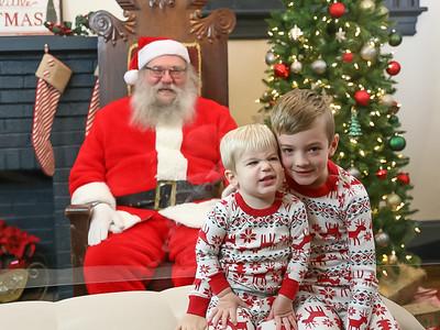 Santa Has Arrived (12.18.20)