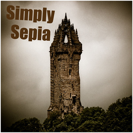 Simply Sepia