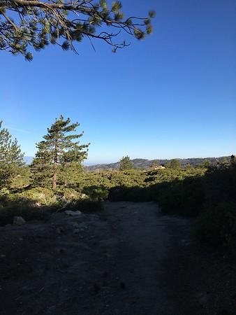 Slide Peak and Keller Peak