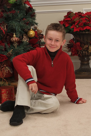 Cody and Jake's Christmas 2008 Pics
