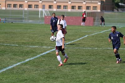 Arcadia boys soccer 8 31 12