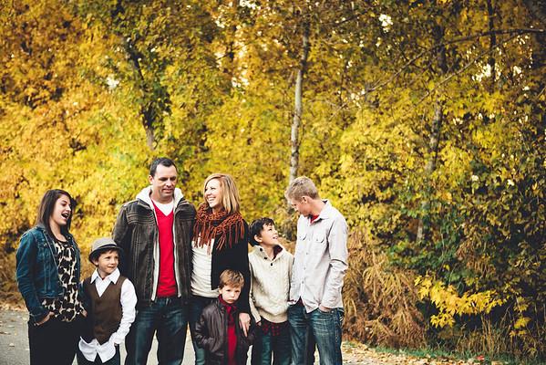 the christensen family