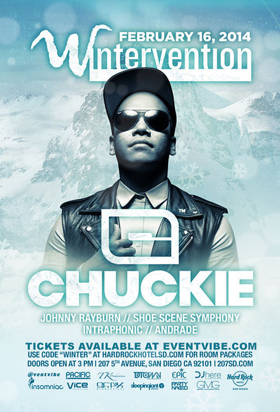 "<FONT SIZE=""1"">Chuckie @ Hardrock Hotel -San Diego 2.16.14"
