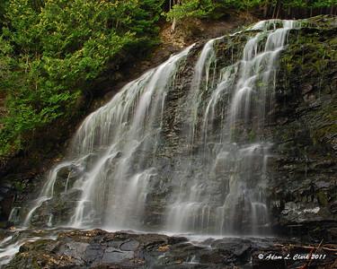 Beaver Brook Falls - Colebrook, NH