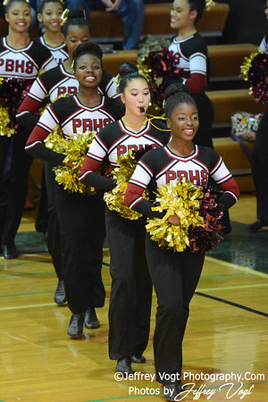 01/18/2014 Paint Branch HS Poms Division 2 at Damascus HS,  Photos by Jeffrey Vogt Photography & Kyle Hall