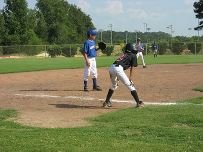 Fall Ball in Laurel 09-08-07