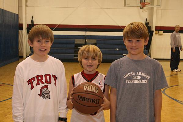 YMCA Hoop Shoot