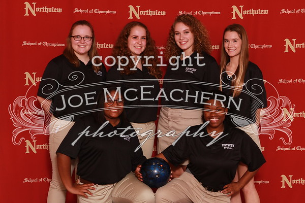 Northview High Bowling 2017-2018