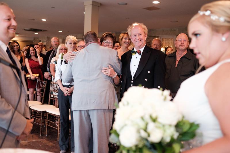 Riverside Receptions Wedding Ceremony