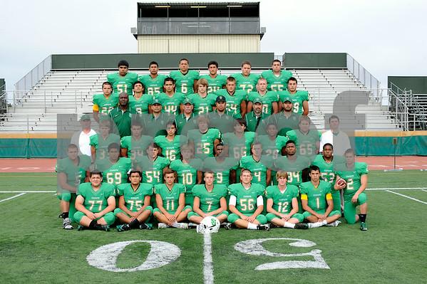 St Joseph High School Varsity Football 2014