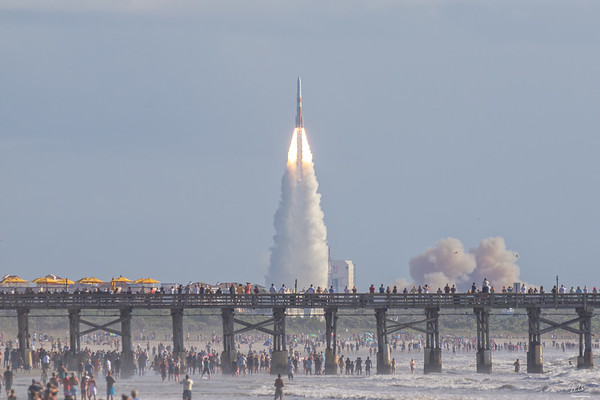 1. GPSIII DeltaIV Medium by United Launch Alliance 8/22/19