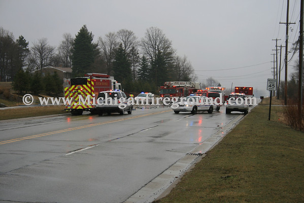 3/25/09 - Meridian Twp extrication, 2500 blk Jolly Rd