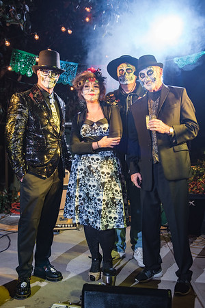 SoCal Riot_Dia De Los Muertos Party