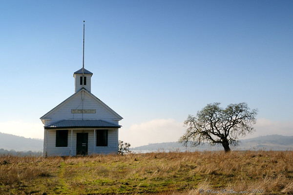 Calaveras County, There & Back, December 12, 2010