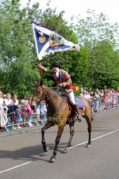 Selkirk Common Riding, 2015