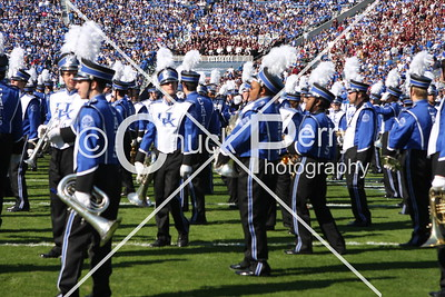 2009 UK vs EKU Football Band