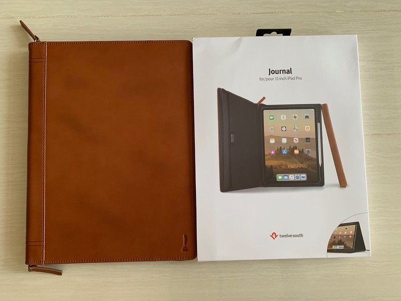 Twelve South Journal for iPad Pro Unboxing