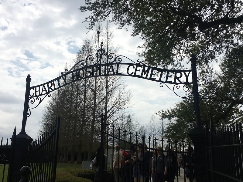 Entrance to Katrina Memorial.JPG