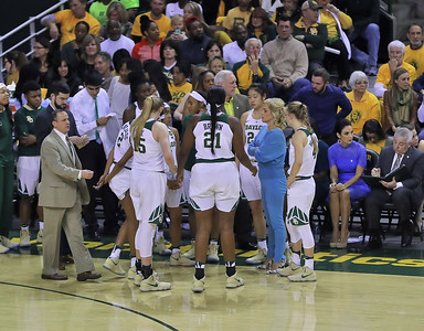 Baylor Lady Bears Basketball 2018
