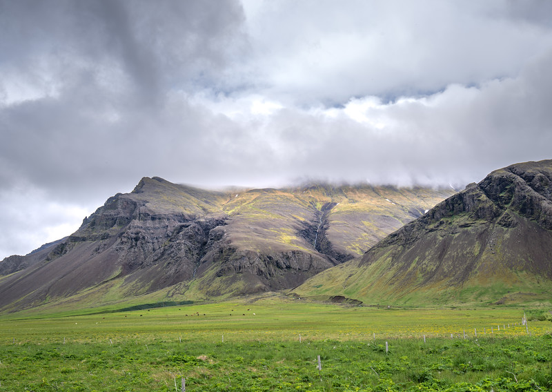 Iceland Mountain   Photography by Wayne Heim