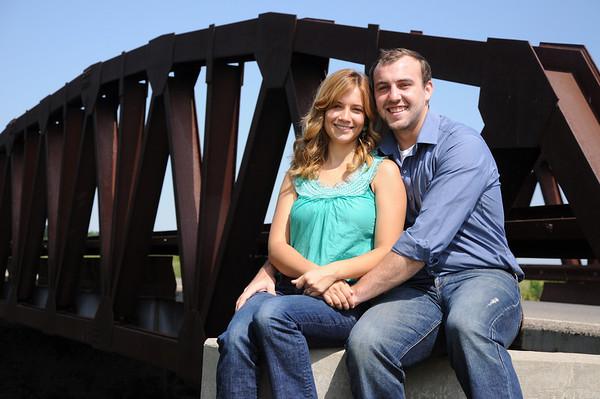 Lyndsye and Steve