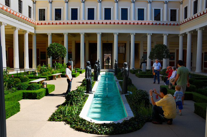 Getty Villa-9