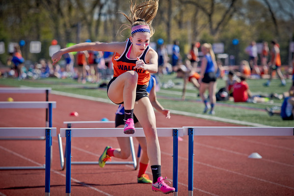 Walpole Track & Field - Outdoor 2016