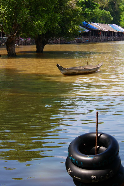 West Baray is a popular swimming spot