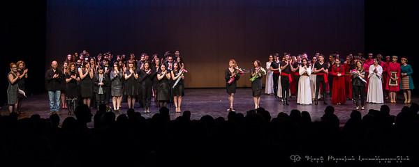 Ani & Erepouni Dance ensembles - Hamazkayin