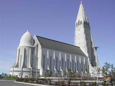 Hallgrimskirkja: Reykjavik, Iceland