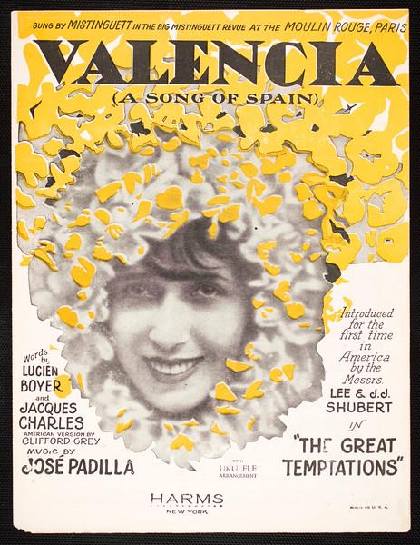 Valencia (a song of Spain)