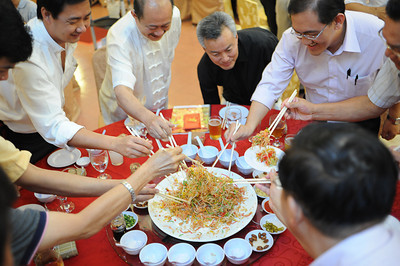 Thak Soon Annual Dinner