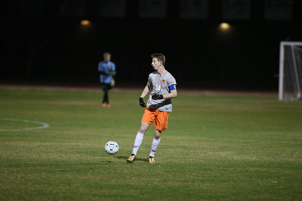 Varsity Boys Soccer Vs Desert Ridge