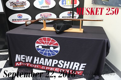 NWMT 9/22/2018 Musket 250 New Hampshire Motor Speedway