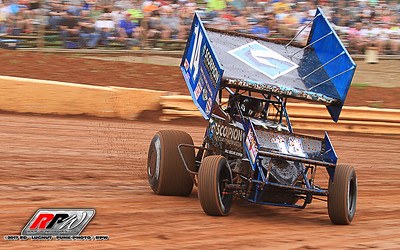 "Lincoln Speedway - World Of Outlaws Sprints - 5/17/17 - Ed ""Lugnut"" Funk"