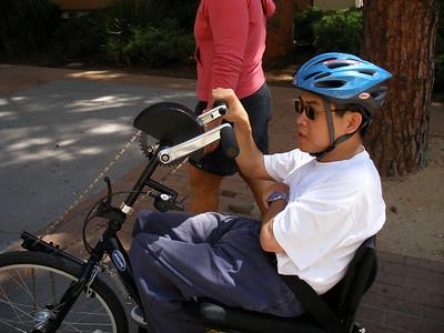 Cycling 8-27-07
