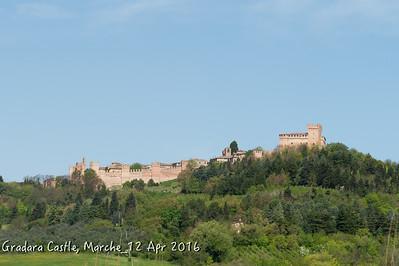 Gradara Castle, Marche
