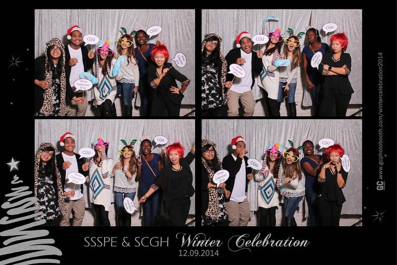 SSSPE & SCGH Winter Celebration